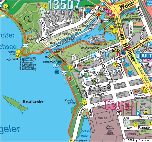 Hotel Berlin Tegeler Weg