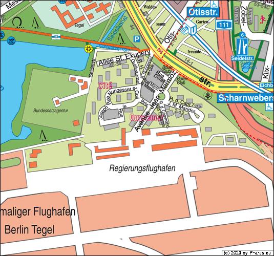 Hotel Otisstrasse Berlin