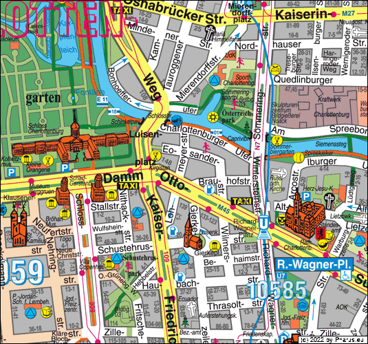 Ferienwohnung Schloss Charlottenburg Berlin, 10587 Berlin ...