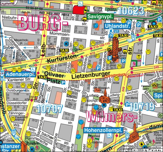 lietzenburger stra e berlin 10707 berlin charlottenburg. Black Bedroom Furniture Sets. Home Design Ideas