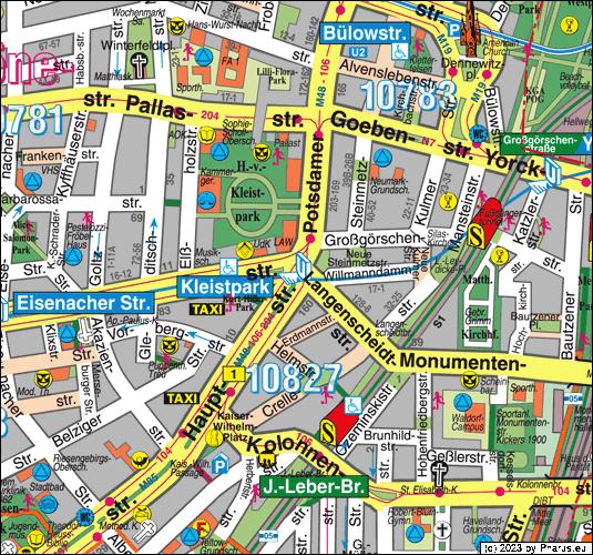 Hauptstra E Berlin 10827 Berlin Sch Neberg