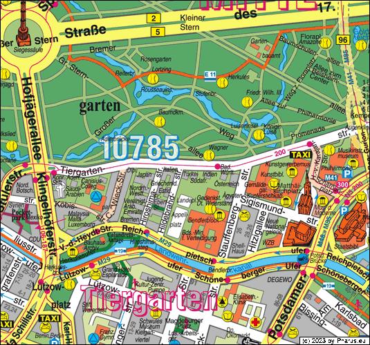 Türkei berlin 10785 berlin tiergarten im stadtplan berlin