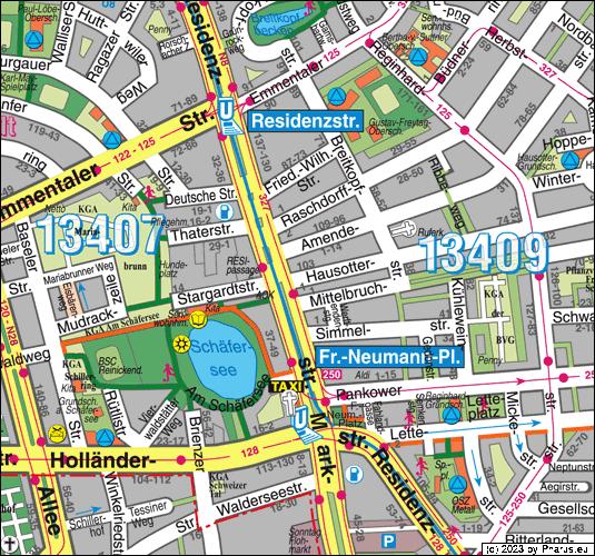 Hotels Berlin Nordbahnstrasse