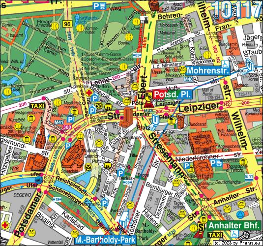 Potsdamer Platz 1 10785 Berlin