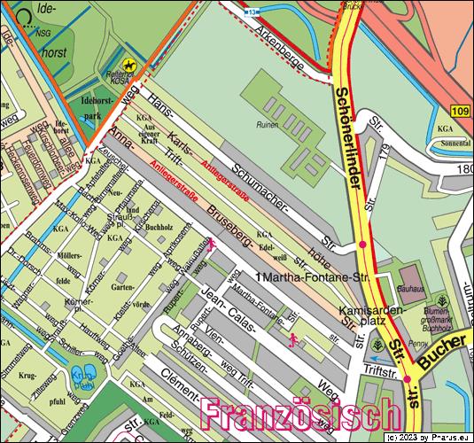 kga edelwei berlin 13127 berlin franz sisch buchholz kleingartenanlage. Black Bedroom Furniture Sets. Home Design Ideas