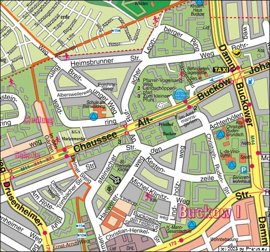 Hotels In Berlin Buckow