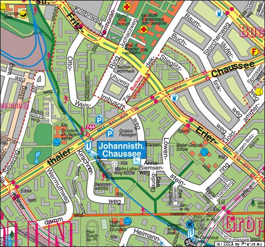 Gropius Passagen Berlin, 12353 Berlin - Gropiusstadt