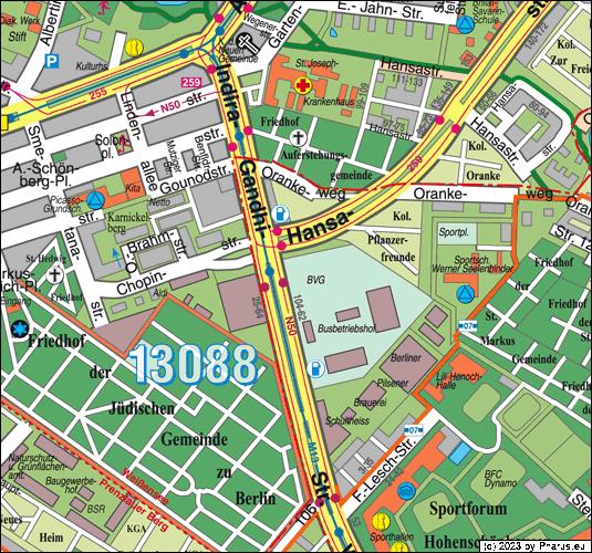 Betriebshof Indira Gandhi Stra 223 E Berlin 13053 Berlin