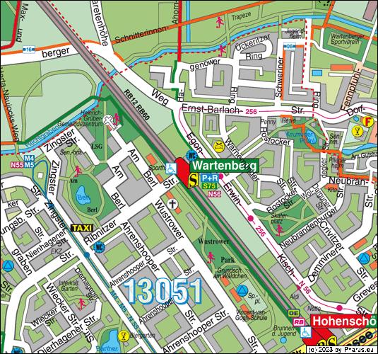 S Bahnhof Wartenberg Berlin Bahnhof