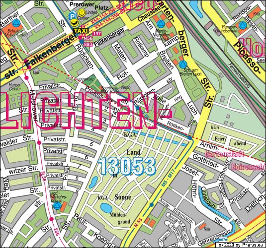 Kga Land In Sonne Berlin 13053 Berlin Hohensch 246 Nhausen