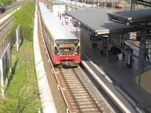 S-Bahnhof Beusselstraße (2008)  S-Bahnhof Beusselstraße, Berlin-Moabit, Großmarkt, Westhafen