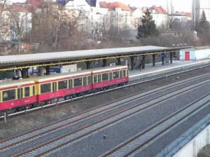 S-Bahnhof Halensee (2012) S-Bahnhof Halensee, Berlin-Wilmersdorf, Halensee, Rathenauplatz, Kurfürstendamm
