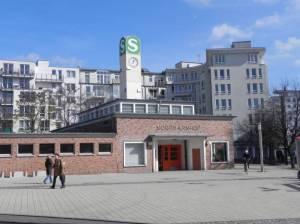 S-Bahnhof Nordbahnhof (2012) S-Bahnhof Nordbahnhof, Berlin-Mitte, Dokumentationszentrum Berliner Mauer