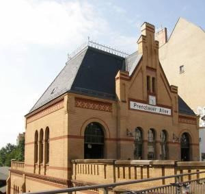 S-Bahnhof Prenzlauer Allee, Prenzlauer Berg