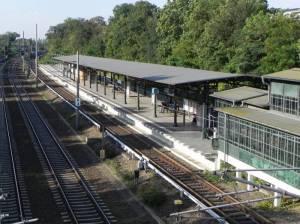 S-Bahnhof Südende, Berlin-Steglitz
