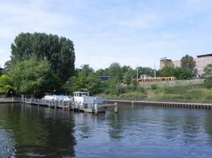S-Bahn Treptower Park S-Bahnhof Treptower Park, Alt-Treptow, Treptower Park, Treptower Hafen