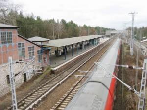 S-Bahnhof Wuhlheide, Köpenick