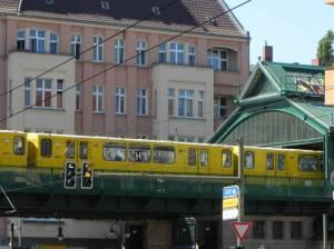 U-Bahnhof Eberswalder Straße, Prenzlauer Berg, Konnopke, Kulturbrauerei, Kastanienallee