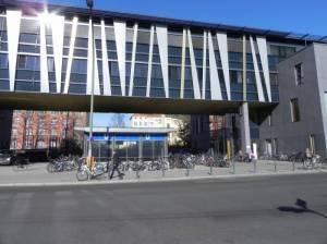 U-Bahnhof Pankow, Garbátyplatz, Breite Straße, Schosspark Schönhausen