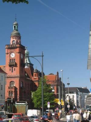 Rathaus Pankow (2007) Rathaus Pankow,