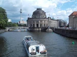 Bodemuseum, Berlin-Mitte, Museumsinsel, UNESCO-Weltkulturerbe