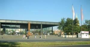 Neue Nationalgalerie (2009) Neue Nationalgalerie, Berlin-Tiergarten, Kulturforum, Staatsbibliothek, Philharmonie, Großer Tiergarten