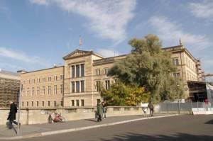 (2009) Neues Museum, UNESCO-Weltkulturerbe