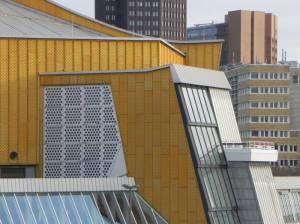 Philharmonie (2013) Philharmonie, Berlin-Tiergarten, Kulturforum, Staatsbibliothek, Kunstgewerbemuseum, Neue Nationalgalerie, Großer Tiergarten