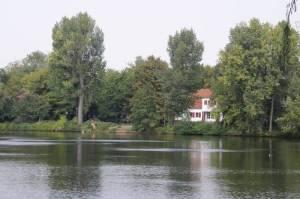 (Foto:2009) Schäfersee, Reinickendorf