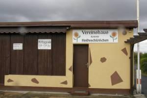 Kleingartenanlage Heideschlößchen, Vereinshaus (2009) KGA Heideschlößchen, Charlottenburg-Nord,