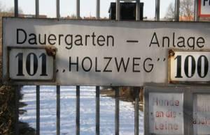 Kleingartenanlage Holzweg (2009) KGA Holzweg, Berlin-Wedding,