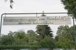 Industriebahn, Reinickendorf