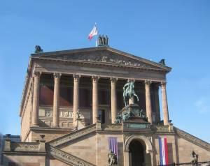Alte Nationalgalerie (2008) Alte Nationalgalerie, Museumsinsel, UNESCO-Weltkulturerbe