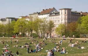 Görlitzer Park, Kreuzberg