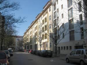 Ahlbecker Straße, Berlin-Prenzlauer Berg,