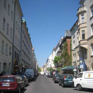 Albrechtstraße, Berlin-Mitte,
