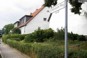 Allendorfer Weg (2008) Allendorfer Weg, Berlin-Alt-Hohenschönhausen, Lamdschaftspark Herzberge, Papenpfuhlbecken.
