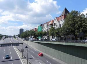 Alsenstraße, Berlin-Steglitz, A103, Schloßstraße