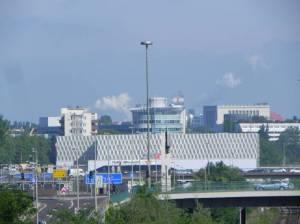 Am Güterbahnhof Halensee (2014) Am Güterbahnhof Halensee, Berlin-Halensee, Kurfürstendamm, A100, Bauhaus