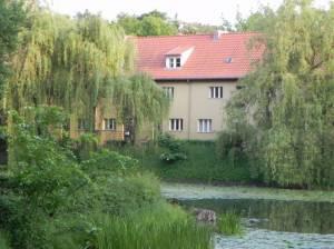 Arnulfstraße, Berlin-Schöneberg, Siedlung Lindenhof, Marienhöhe