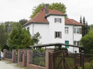 Wohnhaus (2010) Borkener Weg, Berlin-Tegel,