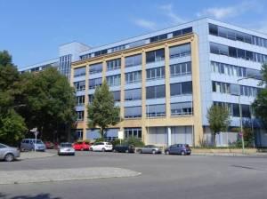 Colditzstraße (2011) Colditzstraße, Teltowkanal, Colditzbrücke, Wenckebach-Krankenhaus