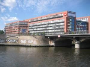 Bundeszentrale von verdi Engeldamm, Berlin-Mitte,