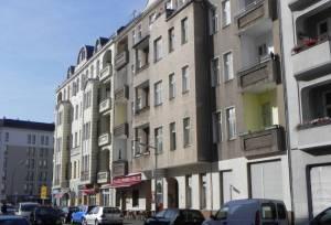 Feurigstraße, Berlin-Schöneberg, Teltow Grundschule, Baptistenkirche, Kaiser-Wilhelm-Passage