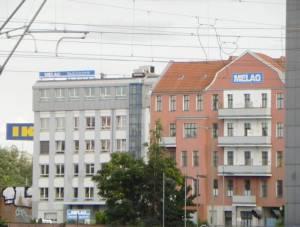 Geneststraße, Berlin-Schöneberg, Stadtautobahn, Ikea, Südkreuz