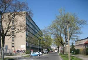 Genslerstraße (2010) Genslerstraße, Berlin-Alt-Hohenschönhausen, Gedenkstätte Hohenschönhausen