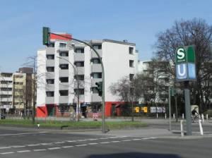 Goebenstraße, Berlin-Schöneberg, Kleistpark, Park am Gleisdreieck