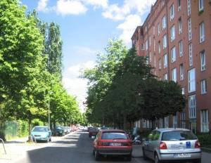 Heisenbergstraße, Berlin-Charlottenburg,