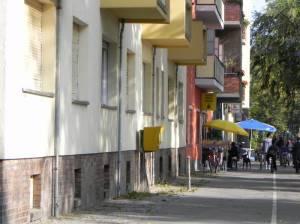 Huttenstraße, Berlin-Moabit,