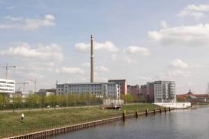 Kieler Straße, Berlin-Mitte, Berlin-Spandauer Schifffahrtskanal, Gedenkstätte Günter Litfin